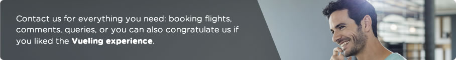 Vueling - Customers Services