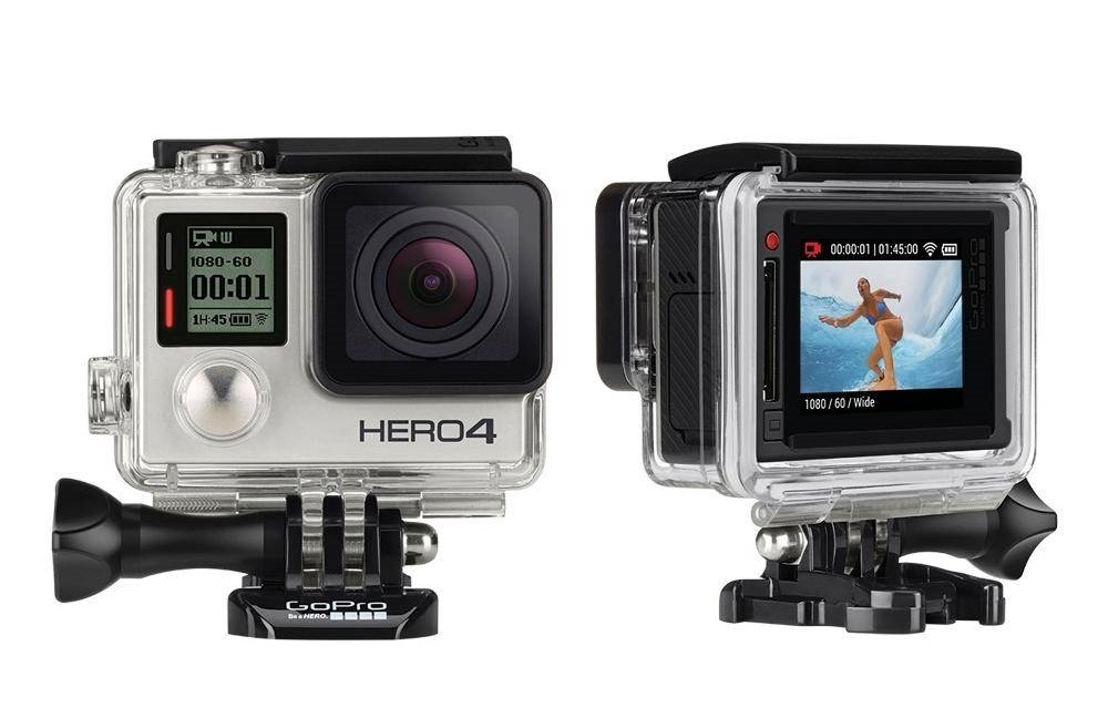 Walmart - GoPro Hero 4 Silver Edition