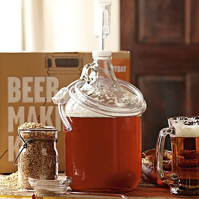 "Curiosite - Kit para preparar cerveza ""Everyday IPA"""