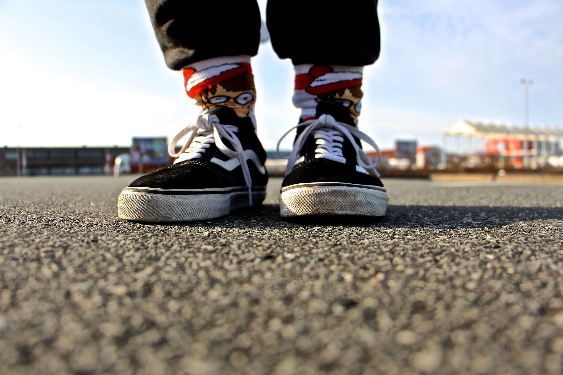 5 paires de chaussettes drôles pour cet été